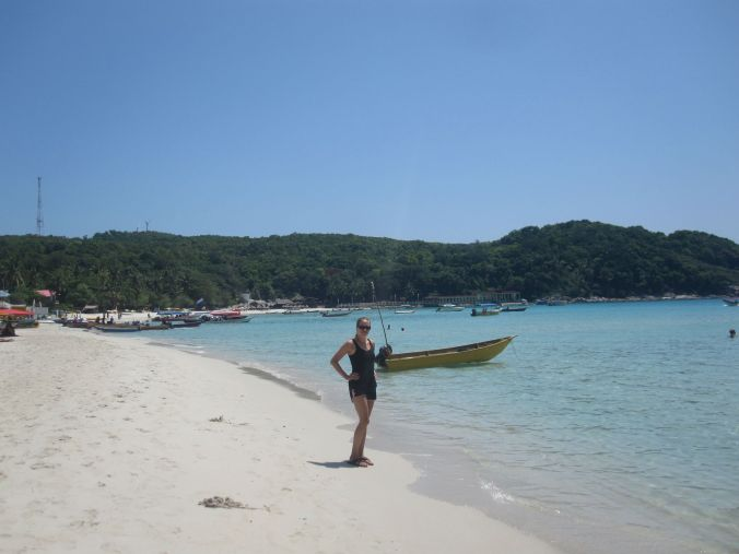 Long beach, Perhentian Islands (Kecil)
