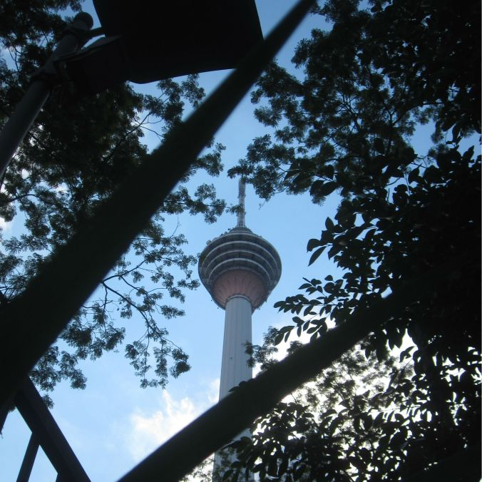 KL tower!