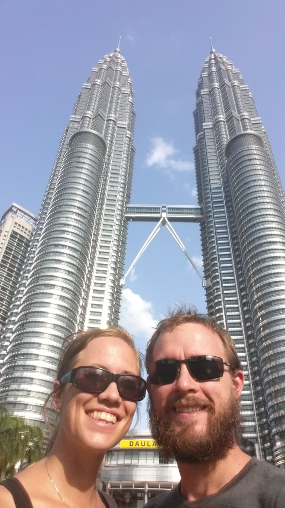 Petronas (Twin) Towers!