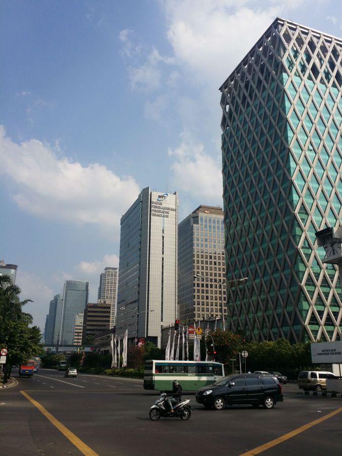 Fler häftiga byggnader! More cool buildings!