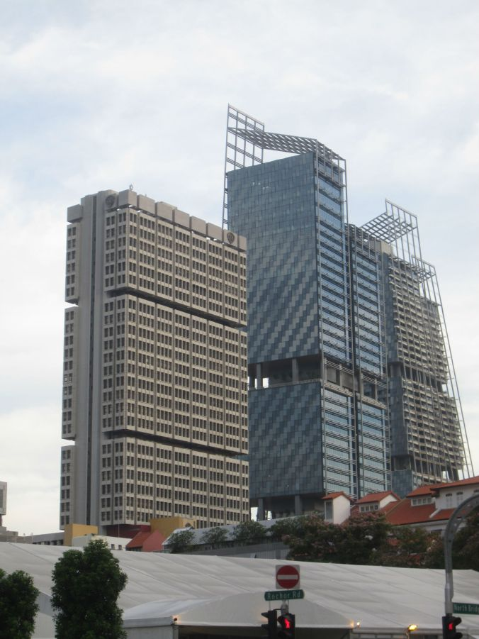 Häftiga byggnader! Cool buildings!