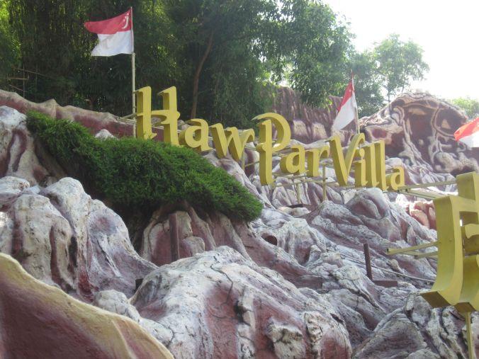 Haw Par Villa!