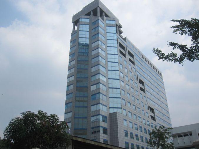 Häftig byggnad igen! Cool building again!