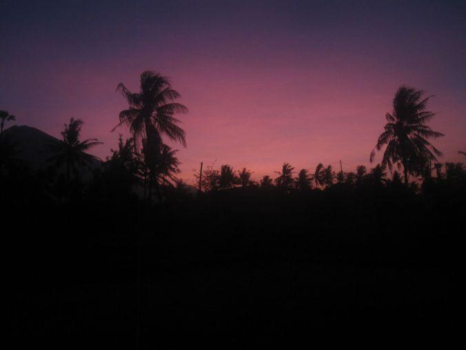 Kvällshimmel! Evening sky!