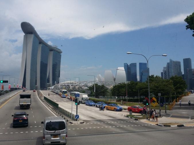 Singapore!