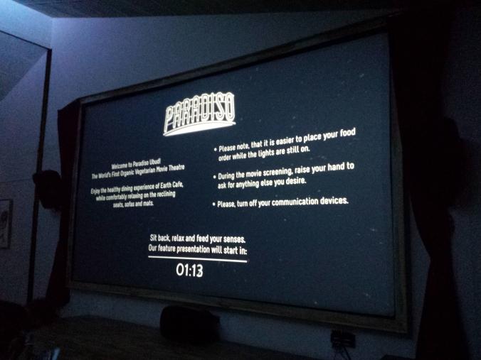 FIlmdags! Movie time!