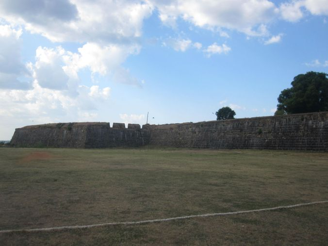 Fort Frederick!