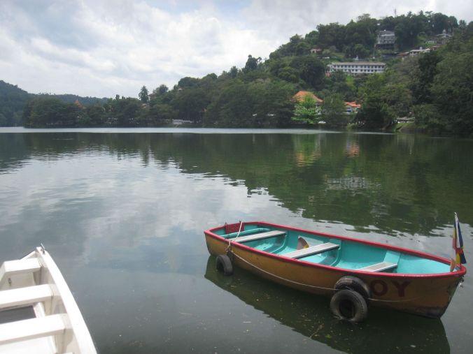 Kandysjön! Lake Kandy!