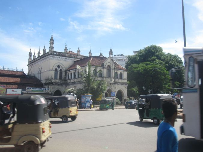 Stadshuset i Colombo! The town hall in Colombo!