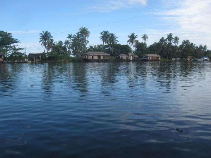 Kerala backwaters!