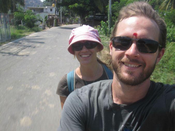 Moped-selfie!