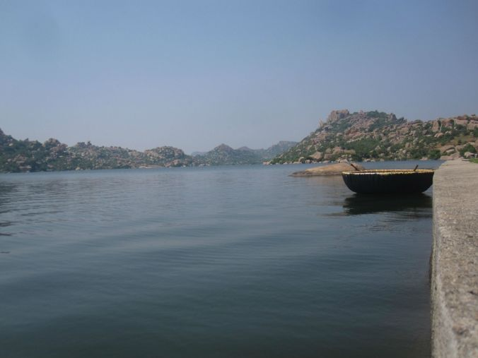 Sanapursjön! Sanapur lake!