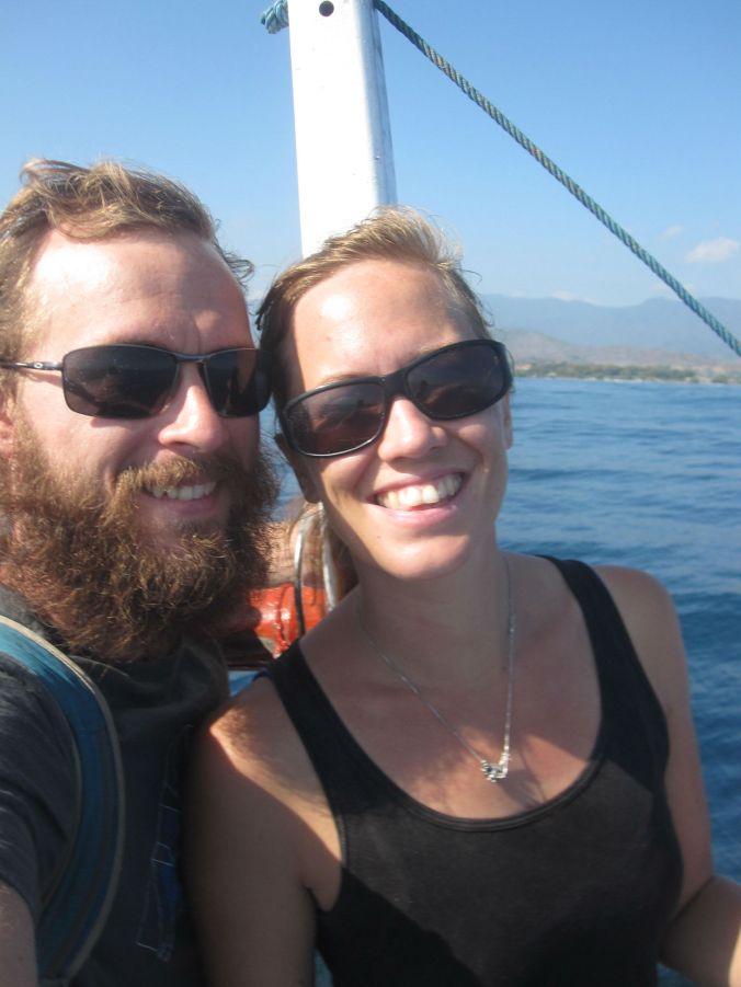 Pontus rakade även av sitt långa skägg i Augusti! Pontus also got rid of his long beard in August!