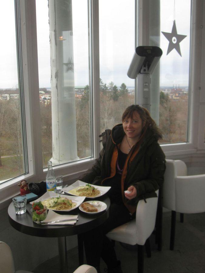Lunchdejt med Johanna L i Belvederen! Lunch date with Johanna L in Belvederen!