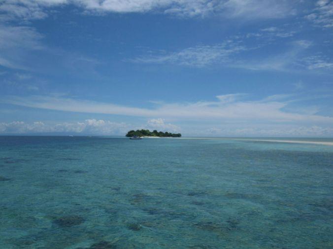 Ön Mataking i Malaysia! Mataking Island in Malaysia!