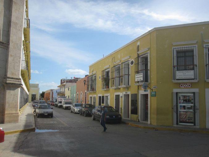 Campeche!